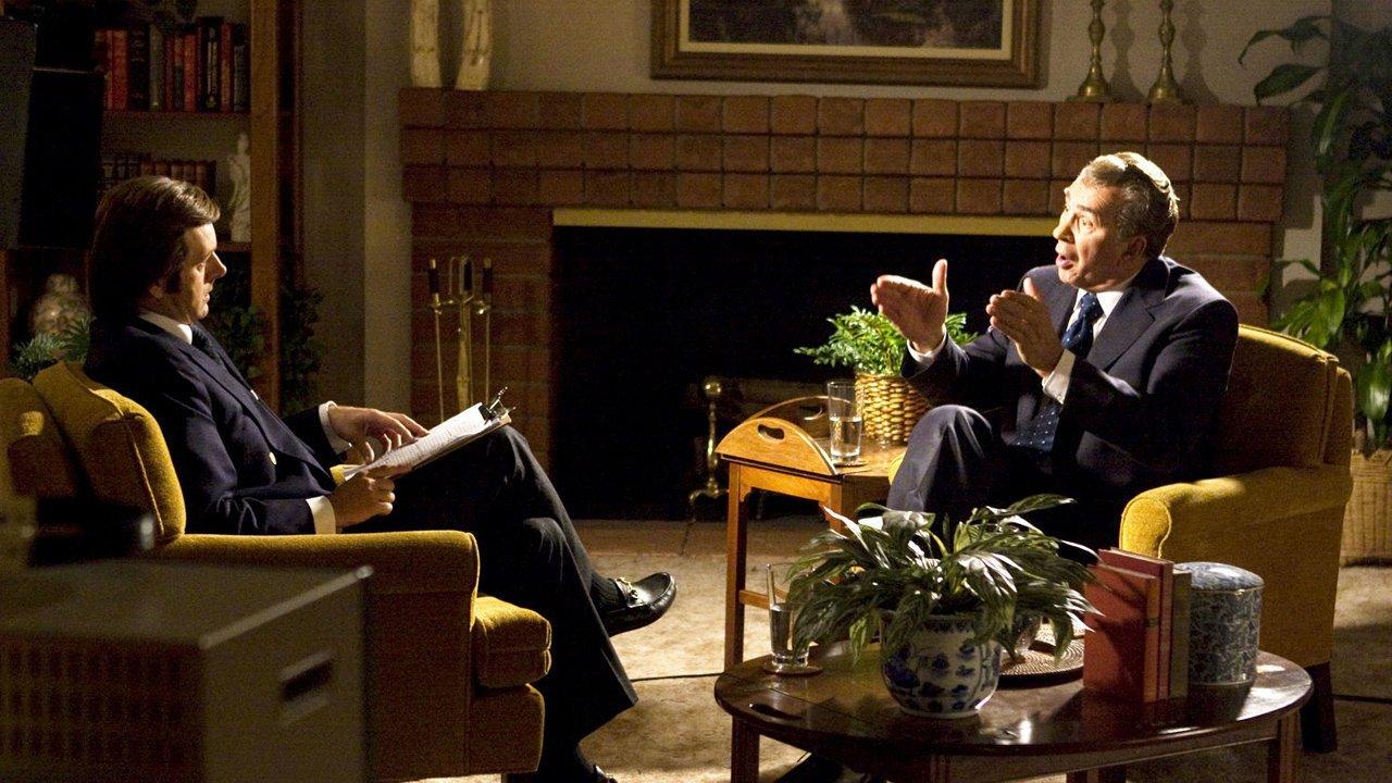 Фрост против Никсона смотреть фото