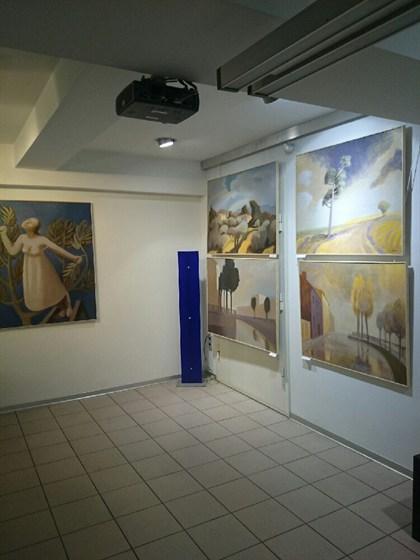 Фото выставочный зал Marbel