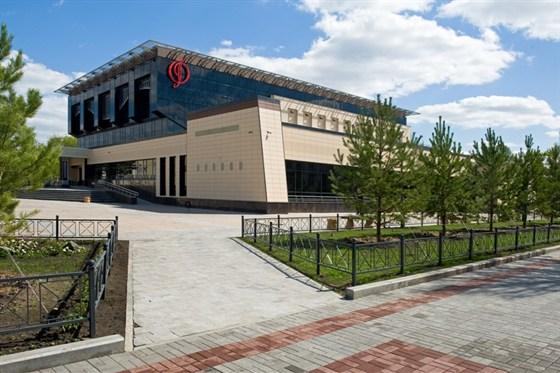 Фото концертный зал Омской филармонии