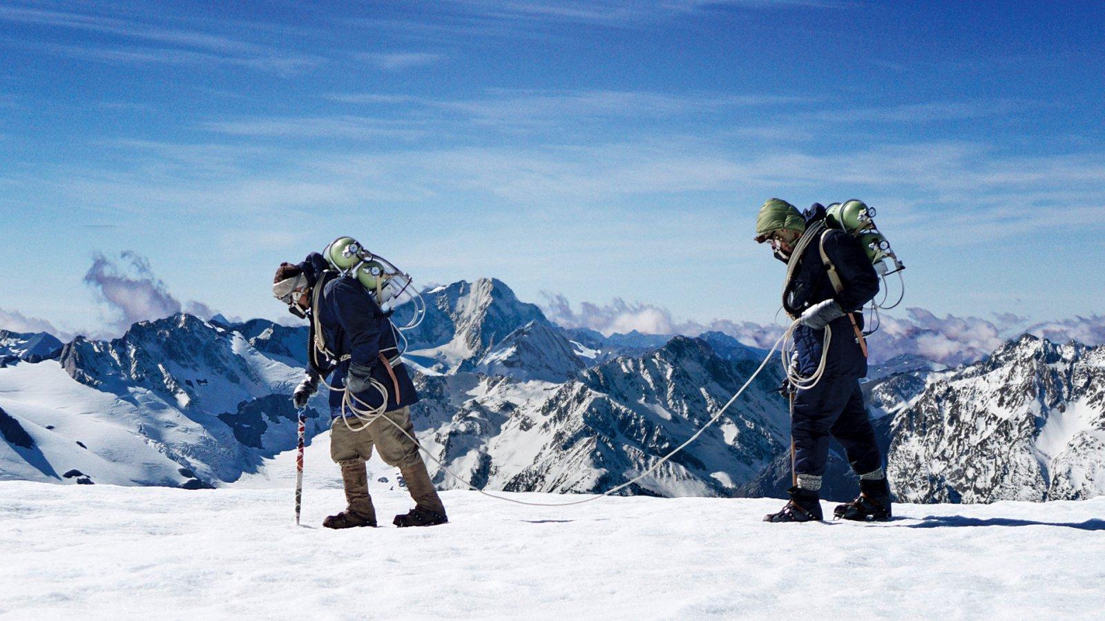 Эверест. Достигая невозможного смотреть фото