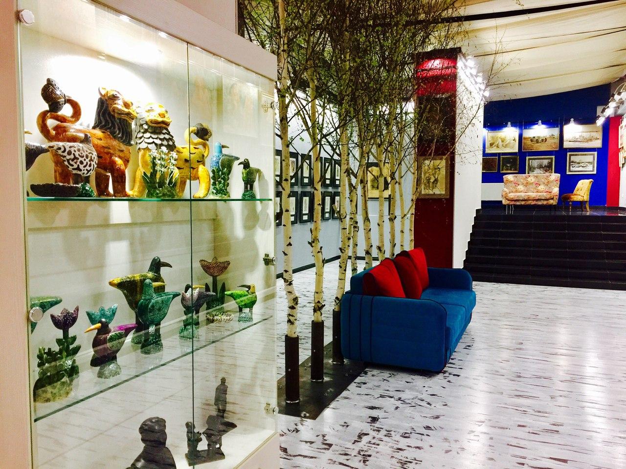 Фото галерея Парк культуры