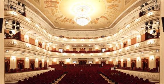 Афиша в оперном театре пермь афиша екатеринбург кино март