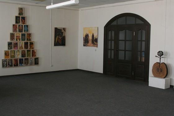 Фото выставочный зал Творческий союз художников