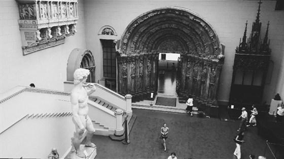 Фото музей изобразительных искусств им. Пушкина