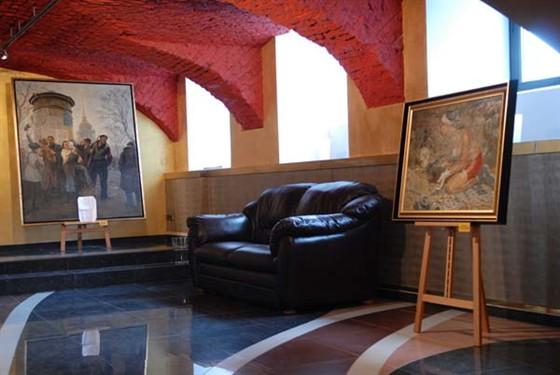 Фото выставочный зал Арт-холл «Монако»