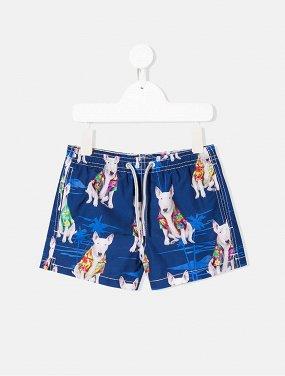 Плавки-шорты Mickey Relax от MC2 Saint Barth Kids