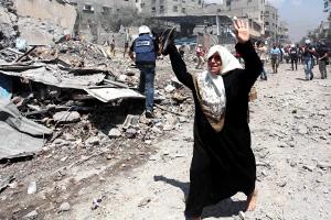 «Арабская весна» в действии