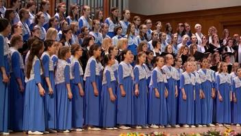 Детский хор «Весна» им. Пономарева
