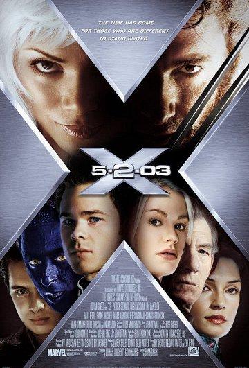 Постер Люди Икс-2