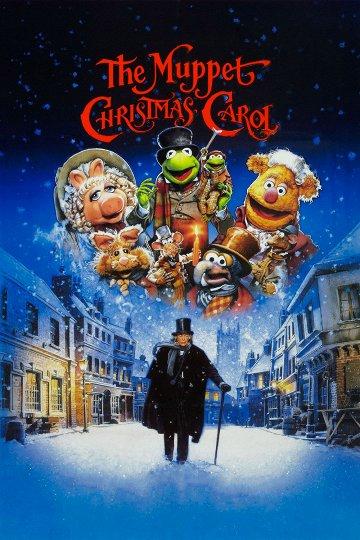 Постер Рождественская сказка Маппетов
