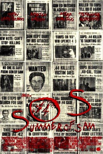 Постер Лето Сэма