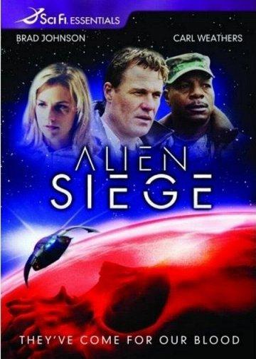 Постер Осада пришельцев
