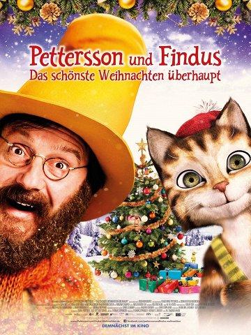 Постер Петсон и Финдус-2: Лучшее на свете Рождество