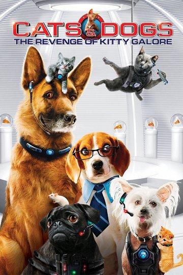 Постер Кошки против собак: Месть Китти Галор
