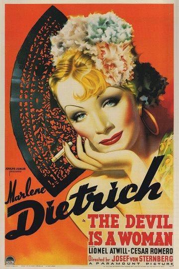 Постер Дьявол — это женщина