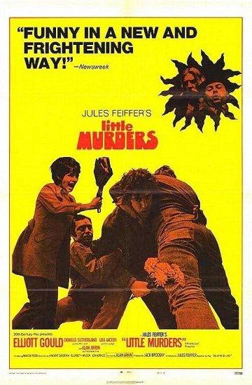 Постер Небольшие убийства