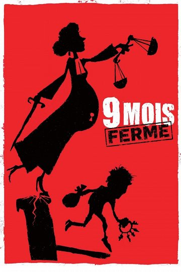 Постер 9 месяцев строгого режима