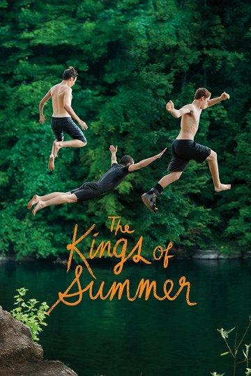 Постер Короли лета