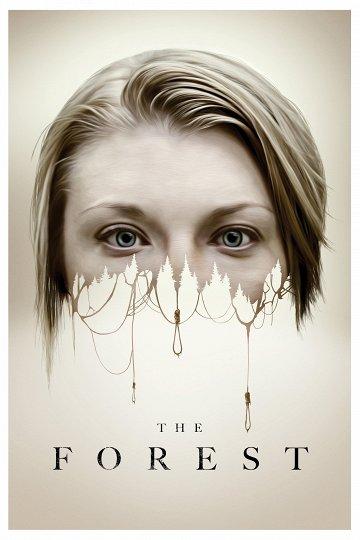 Постер Лес призраков