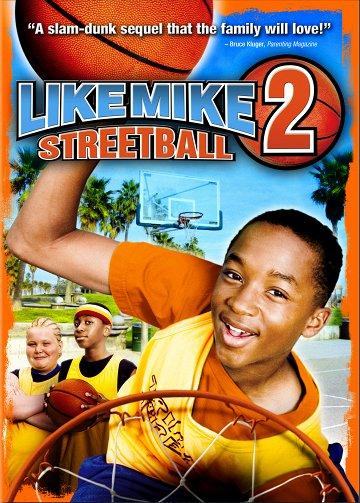 Постер Как Майк-2: Стритбол