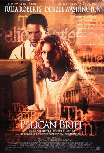 Постер Досье «Пеликан»