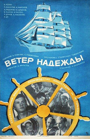 Постер Ветер «Надежды»