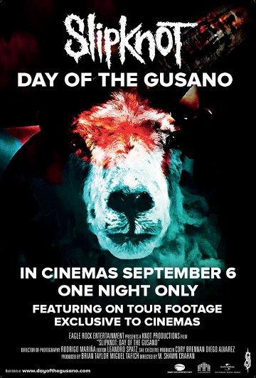 Постер Slipknot: Day of the Gusano