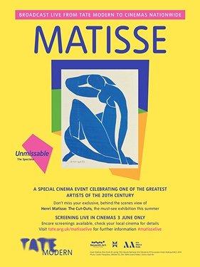 Постер Матисс