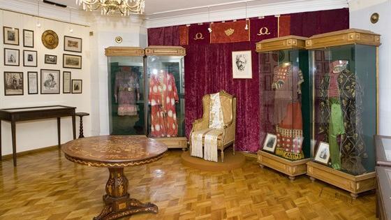 Дом-музей Шаляпина