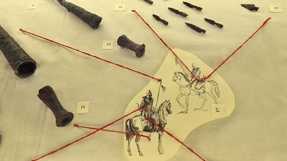Древние всадники Евразийских степей