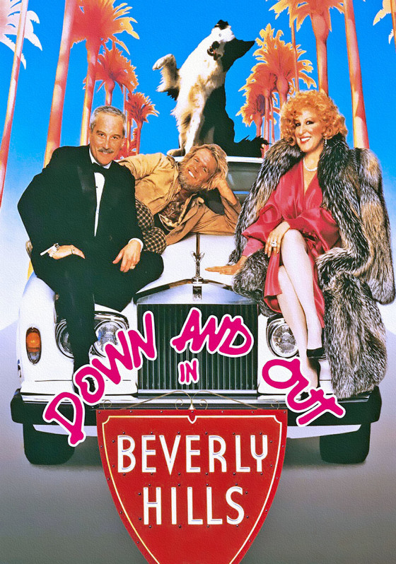 Нищий из Беверли-Хиллз (Down and Out in Beverly Hills)