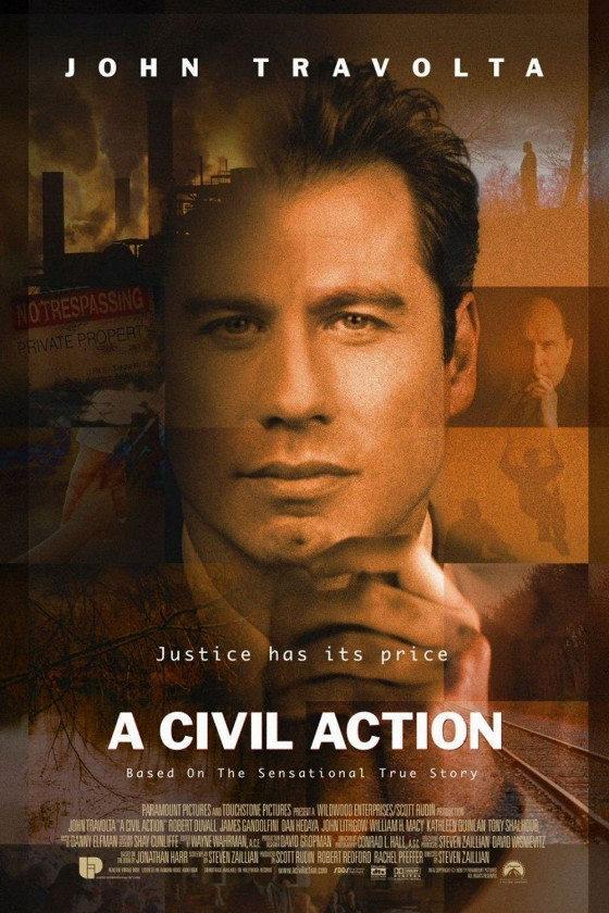 Гражданский иск (A Civil Action)