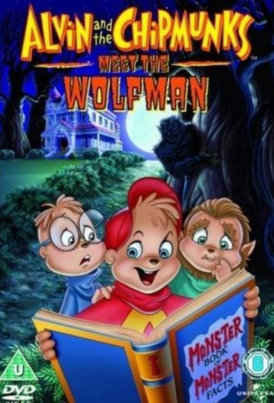 Элвин и бурундуки встречают оборотня (Alvin and the Chipmunks Meet the Wolfman)