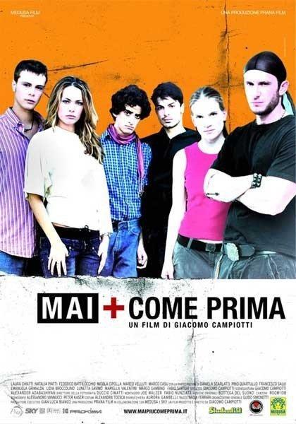 Никогда не будет как раньше (Mai + come prima)