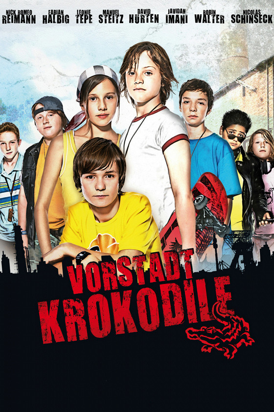 Деревенские крокодилы (Vorstadtkrokodile)