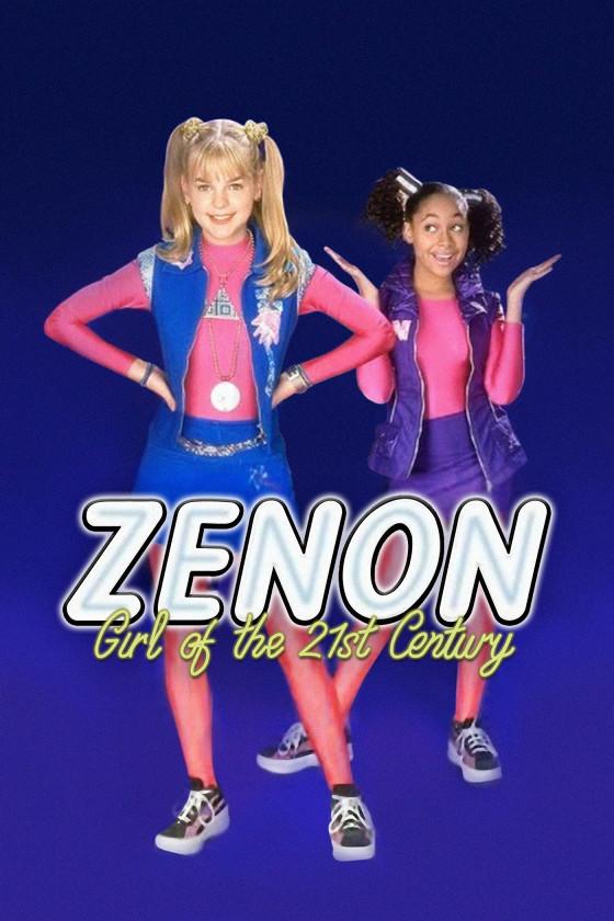 Зенон спасает будущее (Zenon: Girl of the 21st Century)