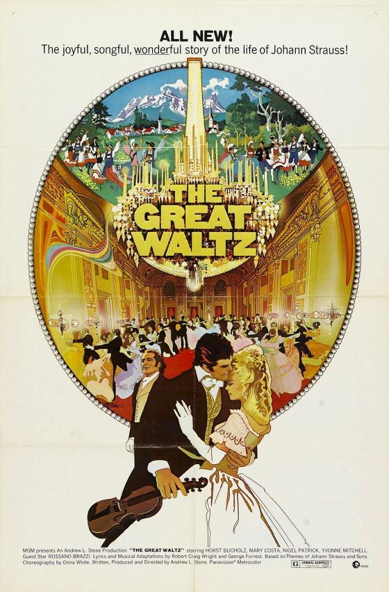 Большой вальс (The Great Waltz)