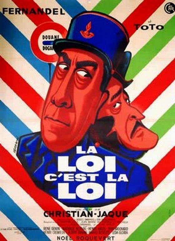 Закон есть закон (La legge è legge)