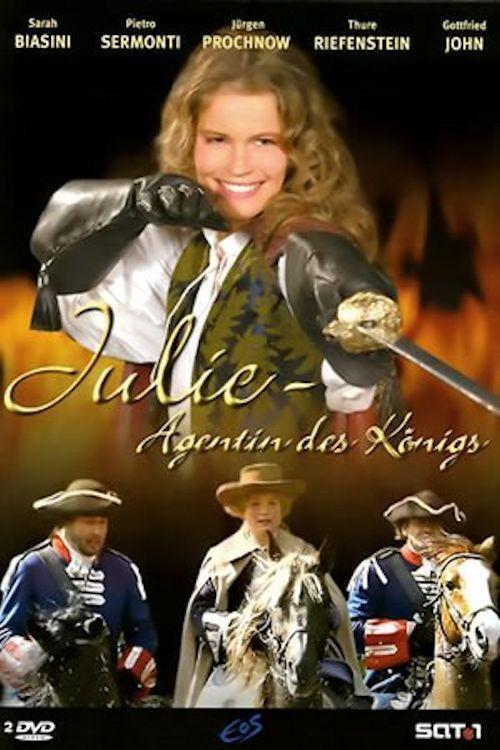 Неукротимая Жюли и тайны Версаля (Julie, chevalier de Maupin)