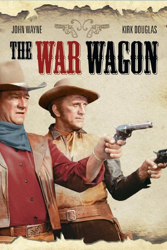 Боевой фургон (The War Wagon)