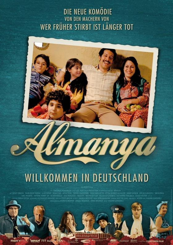 Альмания: Добро пожаловать в Германию (Almanya — Willkommen in Deutschland)