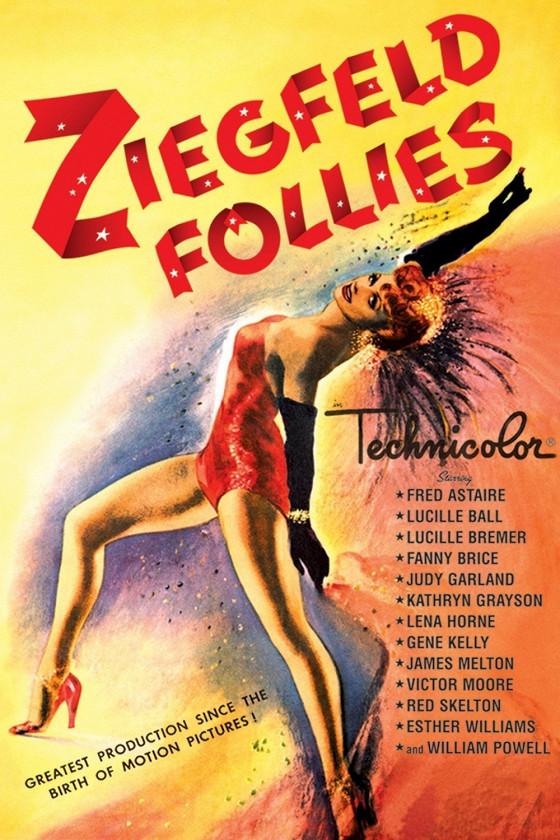 Безумства Зигфельда (Ziegfeld Follies)