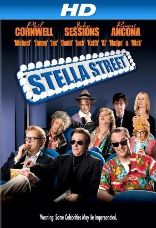 Страшно жуткое кино  (Stella Street)