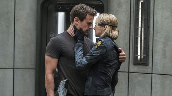 Дивергент, глава 4 (The Divergent Series: Ascendant)
