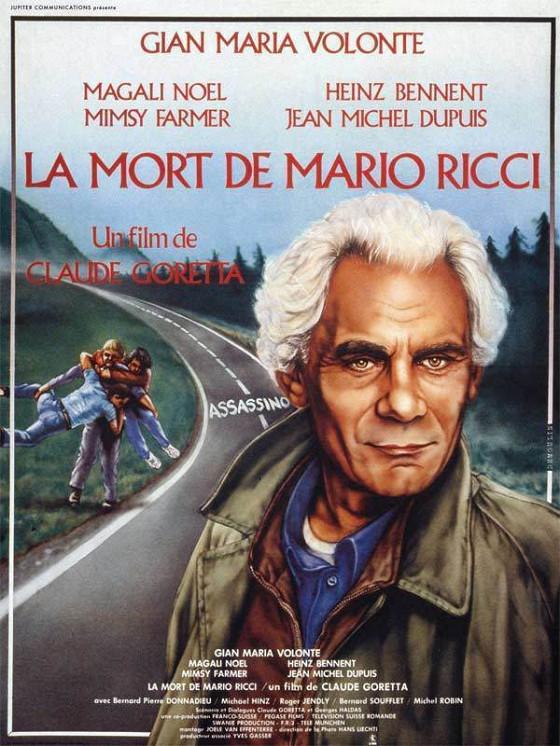 Смерть Марио Риччи (La Mort de Mario Ricci)