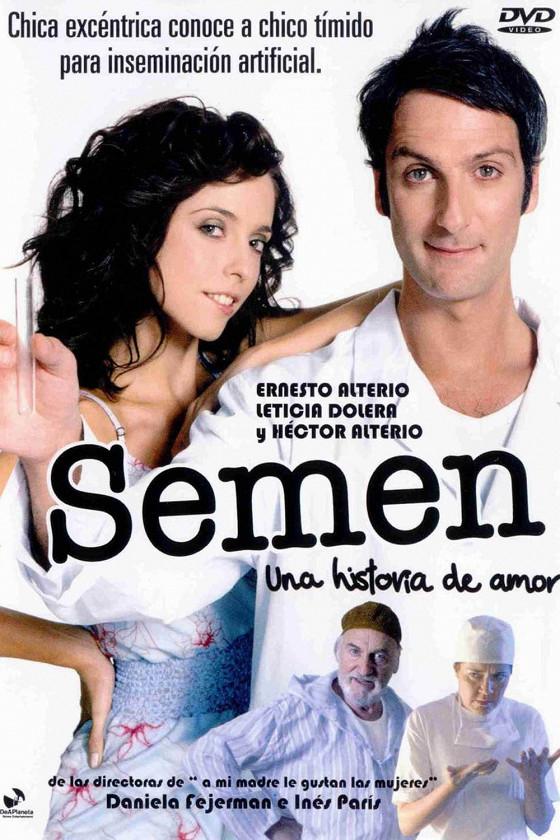 Семен: история любви (Semen, una historia de amor)