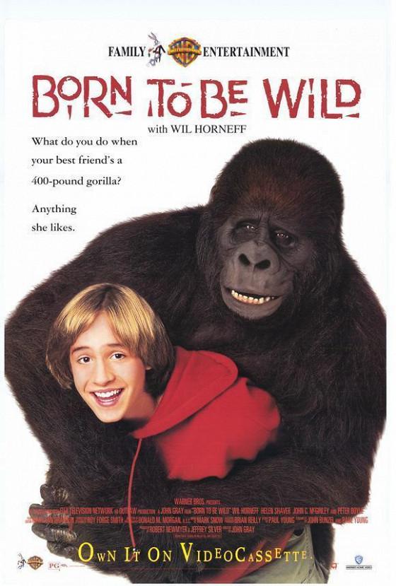 Рожденные дикими (Born to Be Wild)