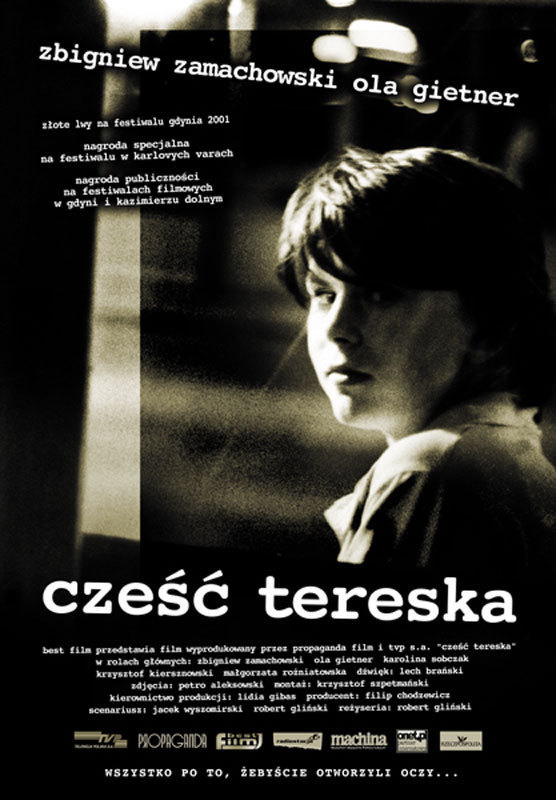 Привет, Терезка! (Czesc, Tereska)