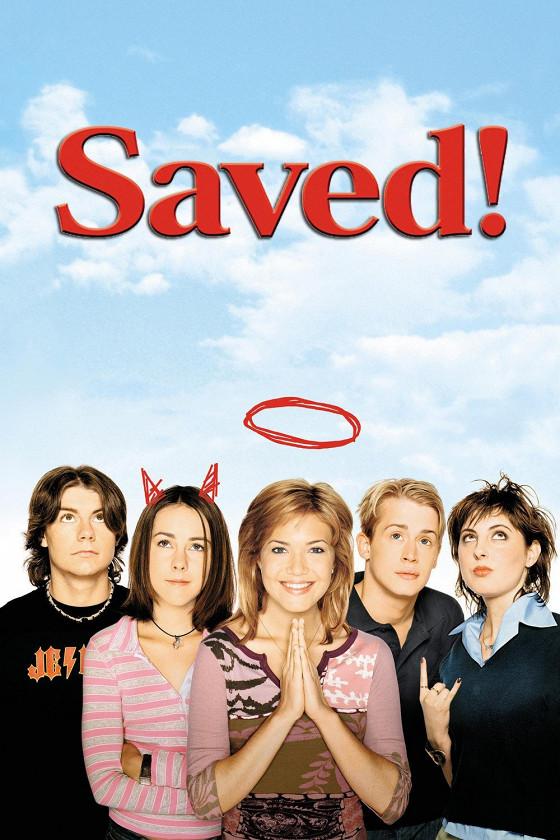 Спасенная (Saved!)