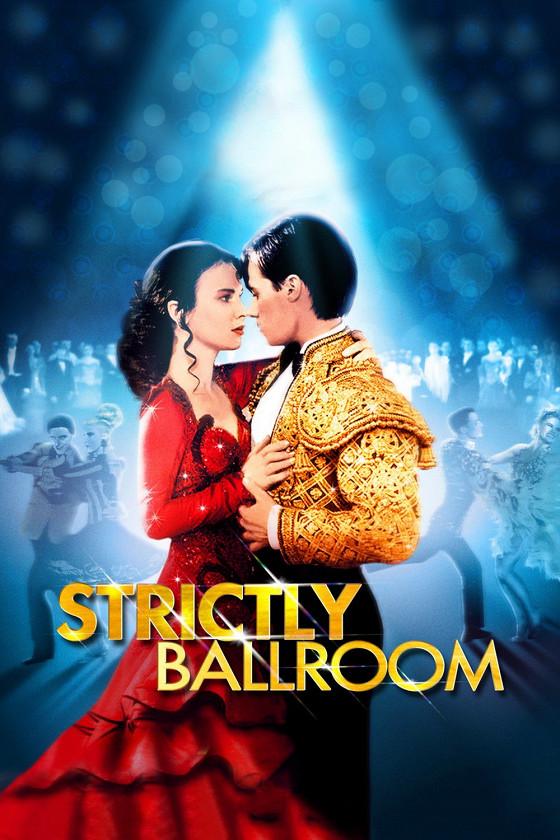 Только в танцзале (Strictly Ballroom)